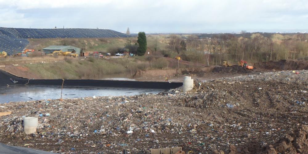 project: Rixton Landfill