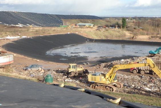 Colliers Industrial Waste Ltd
